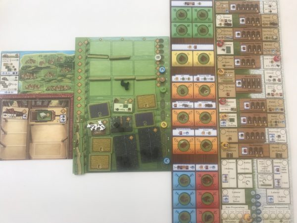Fields of Arle Worker Placement